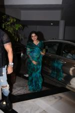 Shaina NC at Manish Malhotra's party at his home in bandra on 20th Aug 2019
