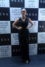 Mrunal Thakur at Lakme Fashion Week 2019 on 21st Aug 2019  (27)_5d5e464da69ec.JPG