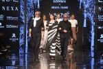 Athiya Shetty walk the ramp for designer Abraham & Thakore at Lakme Fashion Week 2019 on 22nd Aug 2019 (29)_5d5f8da071ad2.JPG