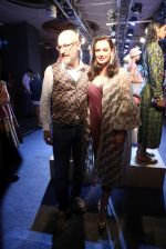 Evelyn Sharma at Lakme Fashion Week 2019 on 22nd Aug 2019 (8)_5d5f8d7f2c635.JPG
