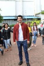 Karan Deol on the sets of Dance India Dance at filmcity in goregoan on 22nd Aug 2019