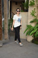 Karishma Kapoor & daughter Samiera Kapoor spotted at a clinic in bandra on 22nd Aug 2019 (13)_5d5f8dac6aefb.JPG
