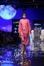 Model walk the ramp at Lakme Fashion Week 2019 Day 2 on 22nd Aug 2019 (127)_5d5f996eb7fb3.JPG