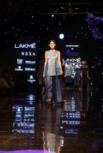 Model walk the ramp at Lakme Fashion Week 2019 Day 2 on 22nd Aug 2019 (19)_5d5f9826e2798.JPG