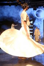 Model walk the ramp at Lakme Fashion Week 2019 Day 2 on 22nd Aug 2019