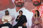 Sunil Shetty, Sudeep, Aakanksha Singh at the press conference of film Pehlwaan at Sun n Sand in juhu on 22nd Aug 2019
