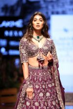 Pooja Hegde For Jayanti Reddy At Lakme Fashion Show Day 3 on 23rd Aug 2019 (5)_5d60ea453c386.JPG