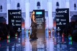 Rakul Preet Singh walk the ramp for Nachiket Barve on Lakme Fashion Week Day 3 on 23rd Aug 2019