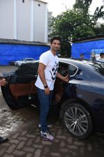 Sushant Singh Rajput for the promotions of film Chichore at Mehboob studio in bandra on 23rd Aug 2019
