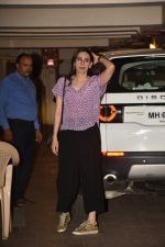 Karishma Kapoor spotted at Kareena Kapoor_s house in bandra on 23rd Aug 2019 (26)_5d624a6b4b336.jpg