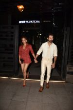 Shahid Kapoor & Mira Rajput spotted at bkc on 24th Aug 2019 (6)_5d624b4d6b165.JPG