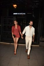 Shahid Kapoor & Mira Rajput spotted at bkc on 24th Aug 2019 (8)_5d624b562be02.JPG