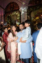 Shilpa Shetty with family at the janmashtami celebration at Iskon temple juhu on 23rd Aug 2019 (57)_5d6251eb0d9bc.jpg