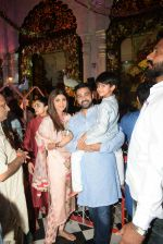 Shilpa Shetty with family at the janmashtami celebration at Iskon temple juhu on 23rd Aug 2019 (74)_5d6252644e5ca.JPG