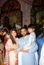 Shilpa Shetty with family at the janmashtami celebration at Iskon temple juhu on 23rd Aug 2019 (78)_5d6252c0aab83.JPG