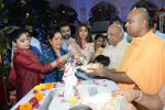 Shilpa Shetty with family at the janmashtami celebration at Iskon temple juhu on 23rd Aug 2019 (84)_5d6253815a99c.JPG
