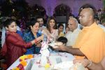 Shilpa Shetty with family at the janmashtami celebration at Iskon temple juhu on 23rd Aug 2019 (85)_5d625388a95b2.JPG