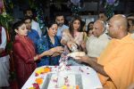 Shilpa Shetty with family at the janmashtami celebration at Iskon temple juhu on 23rd Aug 2019 (87)_5d625396682dd.JPG