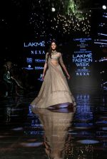 Ananya Pandey walks for Anushree Reddy at LFW 2019 on 24th Aug 2019  (13)_5d638924887df.JPG