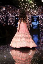 Ananya Pandey walks for Arpita Mehta at LFW 2019 on 24th Aug 2019  (27)_5d638a838ee26.JPG
