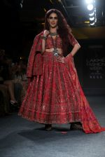 Genelia D'souza walk the ramp for Saroj Jalan At lakme fashion week 2019 on 25th Aug 2019