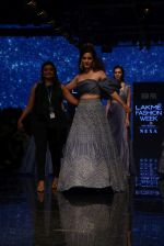 Kangana Ranaut walk the ramp for Disha Patil At lakme fashion week 2019 on 25th Aug 2019 (102)_5d63920f96793.JPG