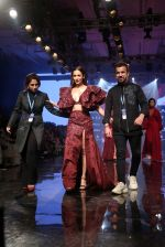 Malaika Arora walk the ramp at lakme fashion week 2019 on 25th Aug 2019