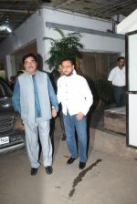 Shatrughan Sinha, Gulshan Grover at the screening of film Mission Mangal in sunny sound juhu on 25th Aug 2019 (13)_5d639383a391b.JPG