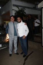 Shatrughan Sinha, Gulshan Grover at the screening of film Mission Mangal in sunny sound juhu on 25th Aug 2019 (19)_5d6393bc4359f.JPG