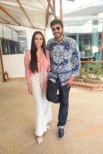 Chunky Pandey, Manisha Koirala at the promotions of film Prasthanam in Sun n Sand, juhu on 26th Aug 2019 (13)_5d64ce41081a2.JPG