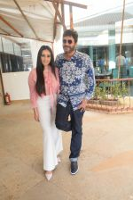 Chunky Pandey, Manisha Koirala at the promotions of film Prasthanam in Sun n Sand, juhu on 26th Aug 2019 (9)_5d64ce3b11aa8.JPG
