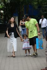 Soha Ali Khan, Kunal Khemu at Shahid Kapoor & Mira Rajput_s daughter Misha birthday party in juhu on 26th Aug 2019 (27)_5d64cf7c52123.JPG