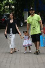Soha Ali Khan, Kunal Khemu at Shahid Kapoor & Mira Rajput_s daughter Misha birthday party in juhu on 26th Aug 2019 (29)_5d64cf82c5f0c.JPG