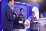 Amitabh Bachchan & Nitin Gadkari at the launch of network 18 Mission Pani at jw marriott juhu on 27th Aug 2019 (32)_5d66297ea2f98.JPG