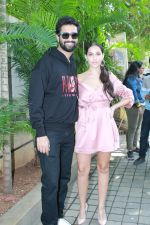 Vicky Kaushal, Nora Fatehi Celebrate The Success Of Single Song Pachtaoge on 27th Aug 2019  (10)_5d6625a07c9b0.JPG