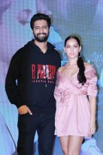 Vicky Kaushal, Nora Fatehi Celebrate The Success Of Single Song Pachtaoge on 27th Aug 2019 (3)_5d6625f0ee1cb.JPG