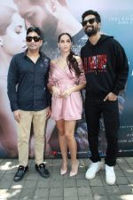 Vicky Kaushal, Nora Fatehi, Bhushan Kumar Celebrate The Success Of Single Song Pachtaoge on 27th Aug 2019  (28)_5d66255513f00.JPG