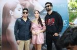 Vicky Kaushal, Nora Fatehi, Bhushan Kumar Celebrate The Success Of Single Song Pachtaoge on 27th Aug 2019  (29)_5d6625f465e24.JPG