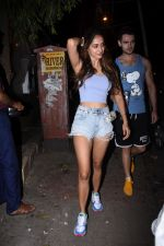 Disha Patani spotted at bandra on 27th Aug 2019 (9)_5d6777e8e6ea8.JPG