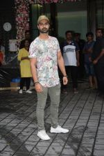 Ashmit Patel at Arpita Khan_s home for Ganesh Chaturthi on 2nd Sept 2019 (26)_5d6e25572d09a.JPG