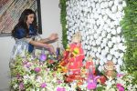 Daisy Shah_s Ganpati celebration at his house on 2nd Sept 2019 (44)_5d6e230909ff6.JPG