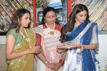 Daisy Shah_s Ganpati celebration at his house on 2nd Sept 2019 (64)_5d6e23495eb2d.JPG