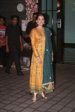 Dia Mirza at Arpita Khan_s home for Ganesh Chaturthi on 2nd Sept 2019 (18)_5d6e24d52395c.JPG