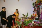 Govinda, Tina Ahuja, Yashvardan Ahuja_s Ganpati celebration at his house on 2nd Sept 2019 (32)_5d6e230c603d0.JPG