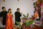 Govinda, Tina Ahuja, Yashvardan Ahuja_s Ganpati celebration at his house on 2nd Sept 2019 (35)_5d6e232eb5c4a.JPG