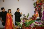Govinda, Tina Ahuja, Yashvardan Ahuja_s Ganpati celebration at his house on 2nd Sept 2019 (37)_5d6e23323c945.JPG