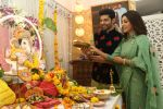 Gurmeet Choudhary, Debina Bonnerjee_s Ganpati celebration at his house on 2nd Sept 2019 (25)_5d6e2369af2ed.JPG