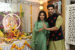 Gurmeet Choudhary, Debina Bonnerjee_s Ganpati celebration at his house on 2nd Sept 2019 (32)_5d6e23740ff52.JPG