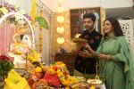 Gurmeet Choudhary, Debina Bonnerjee_s Ganpati celebration at his house on 2nd Sept 2019 (36)_5d6e237c70e30.JPG