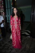 Isabelle Kaif at Arpita Khan_s home for Ganesh Chaturthi on 2nd Sept 2019 (41)_5d6e25c9abd06.JPG